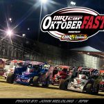 It's Sunday Of OktoberFAST; The Finale At Weedsport Showcasing Modifieds, Sportsman & Pro Stocks