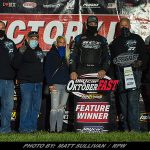 Nick Stone Wins Second OktoberFAST Pro Stock Feature In Finale At Weedsport